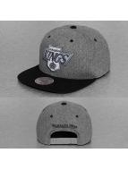 Mitchell & Ness Snapback Greyton LA Kings gris