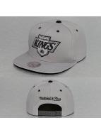 Mitchell & Ness Snapback Solid Velour LA Kings Logo gris