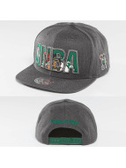 Mitchell & Ness Snapback Insider Reflective Boston Celtics gris