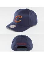 Mitchell & Ness Snapback NBA Team Logo High Crown Flexfit 110 Cleveland Cavaliers modrá