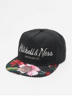 Mitchell & Ness Snapback Tropical Visor Sonic noir