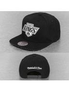 Mitchell & Ness Snapback Grid NHL LA Kings noir