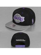 Mitchell & Ness Snapback Greytist LA Lakers noir