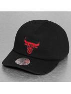 Mitchell & Ness Snapback NBA Throwback Chicago Bulls noir