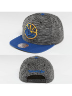 Mitchell & Ness Snapback NBA Prime Knit Golden State Warriors noir