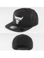 Mitchell & Ness Snapback NBA Ultimate Chicago Bulls noir