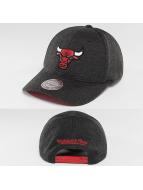 Mitchell & Ness Snapback NBA Sweat Chicago Bulls noir
