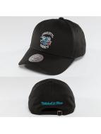 Mitchell & Ness Snapback NBA Team Logo Low Pro Charlotte Hornets noir