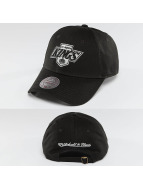 Mitchell & Ness Snapback NHL Team Logo Low Pro LA Kings noir