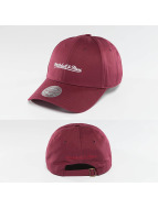 Mitchell & Ness Snapback Team Logo Low Pro rouge