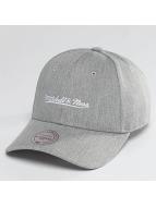 Mitchell & Ness Snapbackkeps Team Logo Low Pro grå