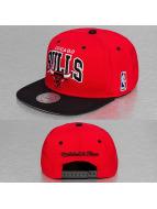 Mitchell & Ness Snapbackkeps NBA Chicago Bulls röd