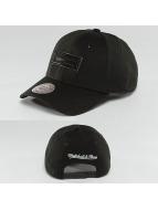 Mitchell & Ness Snapbackkeps Hot Stamp Contrast svart