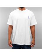Mitchell & Ness T-Shirt NBA Logo blanc