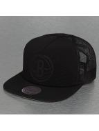 Mitchell & Ness Trucker Cap Tonal D-M Brooklyn Nets black