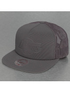 Mitchell & Ness Trucker Cap Tonal D-M Los Angeles Lakers Trucker grau