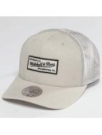Mitchell & Ness Trucker Caps Washout 110 Flexfit bezowy