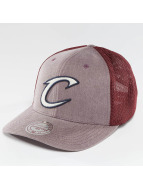 Mitchell & Ness Trucker Caps NBA Washout 110 Flexfit Cleveland Cavaliers red
