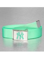 MLB Ремень MLB NY Yankees Premium Woven зеленый