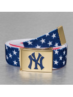 MLB Ceinture NY Flag bleu