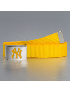 MLB Ceinture MLB NY Yankees Premium Woven Single jaune