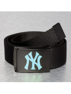 MLB Gürtel MLB NY Yankees Premium Black Woven Single schwarz