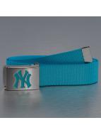 MLB Gürtel MLB NY Yankees Premium Woven türkis