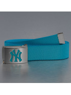 MLB riem MLB NY Yankees Premium Woven turquois