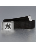 MLB Vyöt NY Yankees Woven musta