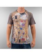 Monkey Business T-shirt Artwork färgad