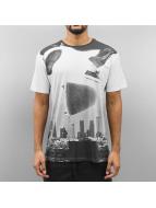 Monkey Business t-shirt La Skate grijs