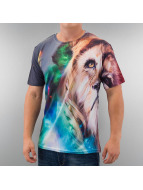 Monkey Business T-Shirt Furred Bipeds multicolore