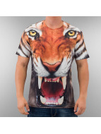 Monkey Business T-Shirt Tiger multicolore