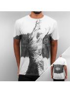 Monkey Business T-Shirt Tattoo Crocodile multicolore