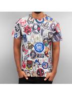 Monkey Business T-shirtar Patches Mix färgad