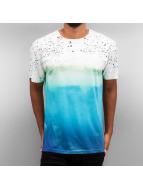 Monkey Business T-shirtar Aerial Beach färgad