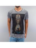 Monkey Business T-shirtar Hourglass Girl grå