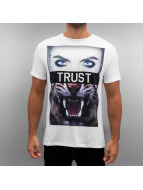 Monkey Business T-Shirts Trust beyaz