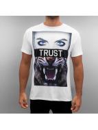 Monkey Business T-skjorter Trust hvit