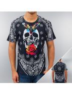 Monkey Business T-skjorter Business Bandana svart