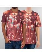Mr. Gugu & Miss Go t-shirt Lights bruin
