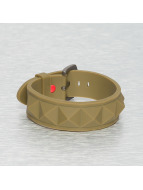 MSTRDS Armband Silicone olive