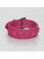 MSTRDS Armband Silicone rot