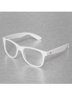 MSTRDS Aurinkolasit Groove Shades Clear valkoinen