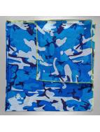 MSTRDS Bandana Special Print blau