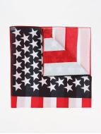 MSTRDS Bandana/DuRag Stars & Stripes rouge
