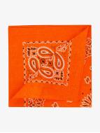 MSTRDS Bandana-huivit Printed oranssi