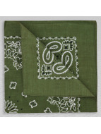 MSTRDS bandana Printed olijfgroen