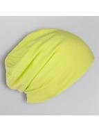 MSTRDS Beanie Jersey gelb