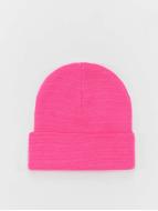 MSTRDS Bonnet Basic Flap magenta